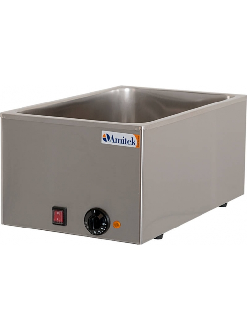 Bain marie electric 340 x 540 x 250 mm Amitek BM116