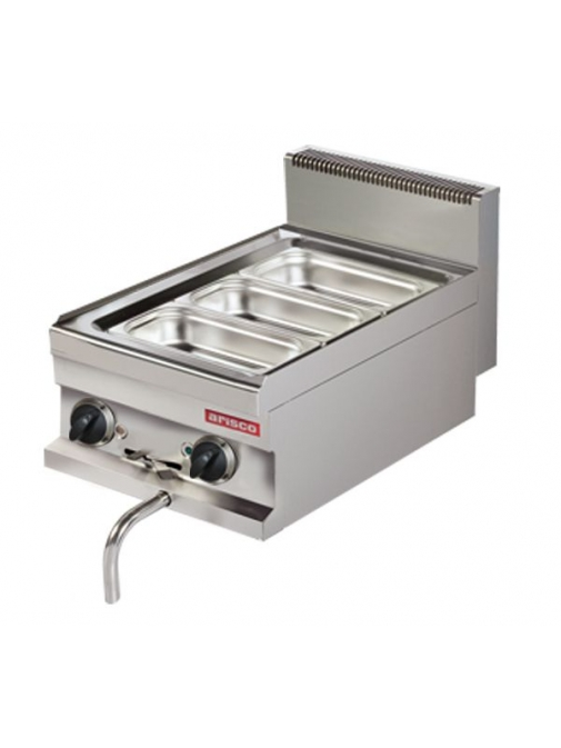 Bain marie electric 400 x 700 x 290 mm Arisco EB711S