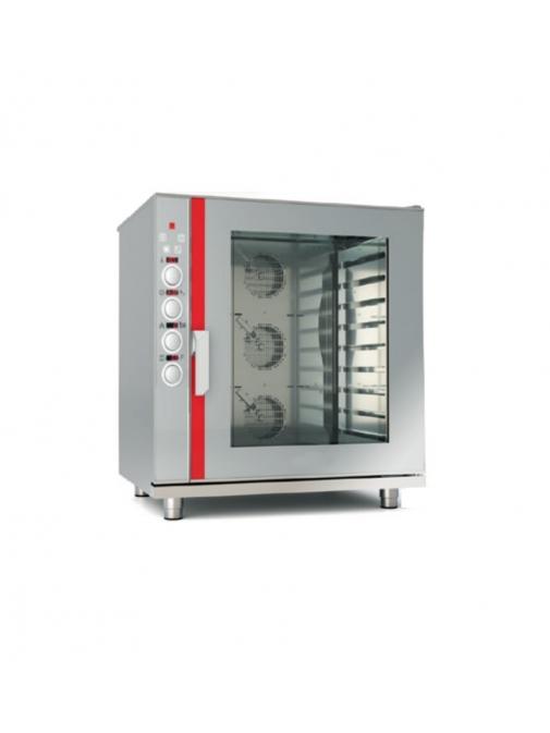 Cuptor patiserie electric 10 tavi Mac Pan Mega 1040B Digit
