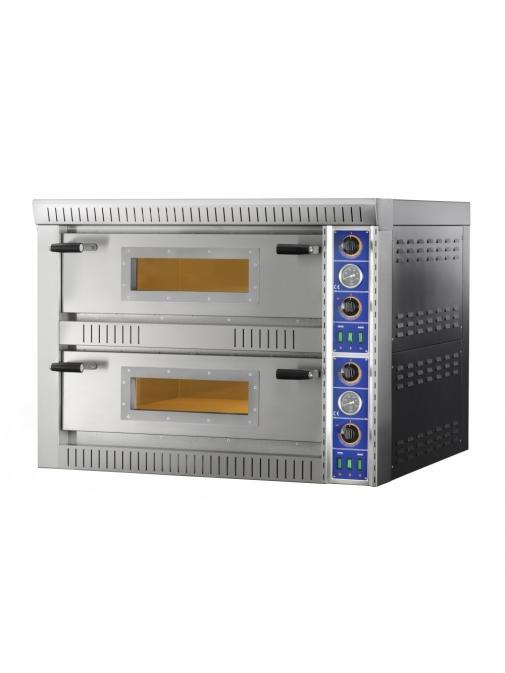 Cuptor electric 2 x 4 pizza de 300 mm GAM SBD44