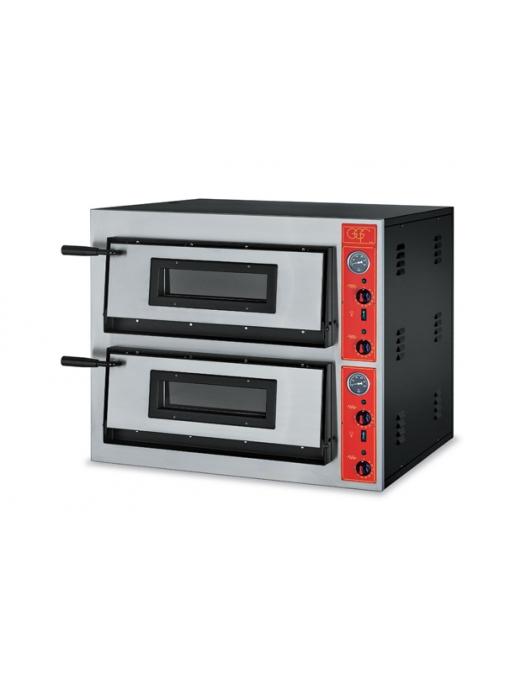 Cuptor electric 2 x 4 pizza de 300 mm GGF E44