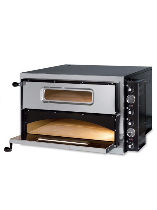 Cuptor electric 2 x  4 pizza de 350 mm GGF Basic44