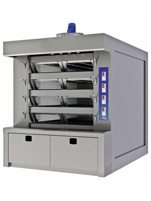 Cuptor electric panificatie cu 3 camere 3.9 mp Mac Pan EL30816