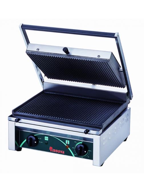 Contact grill 1 zona 380 x 280 mm Kalitegaz RN101A