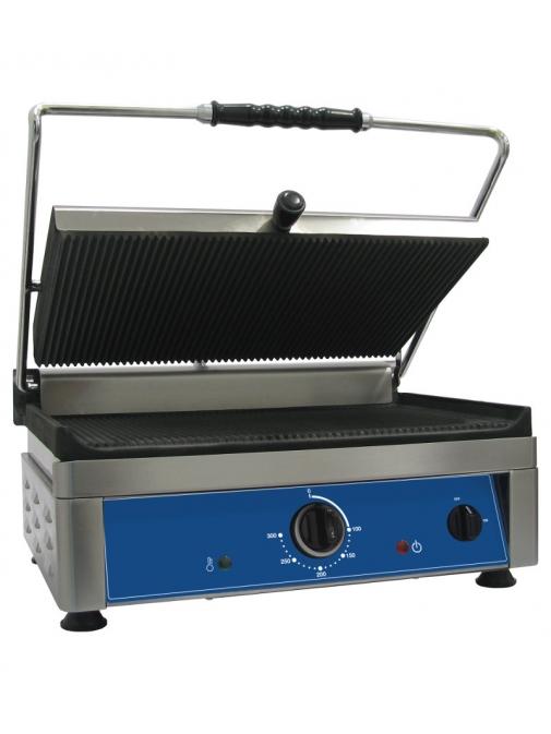 Contact grill 1 zona 450 x 270 mm Amitek PG47L