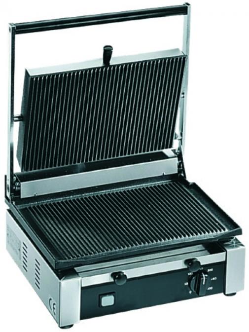 Contact grill 1 zona 355 x 255 mm GAM PSR