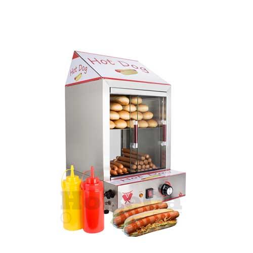 Mentinere calda hot dog